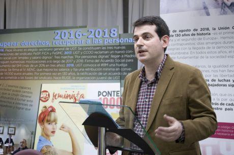 UGT Cuenca llama a la participación el próximo 26 de mayo para llenar las urnas de votos progresistas