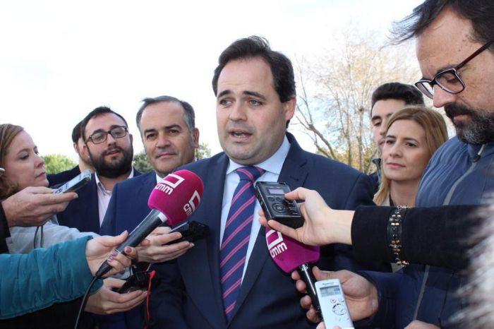 """Paco Núñez afirma que Castilla-La Mancha """"lo tiene todo para ser una región de primera y vamos a seguir trabajando por ello"""""""