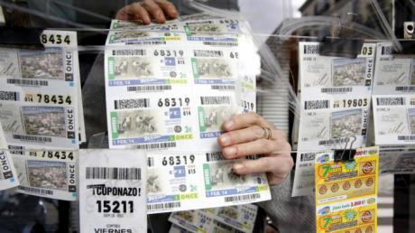 El cupón de la ONCE del domingo deja un premio de 240.000 euros en Las Mesas