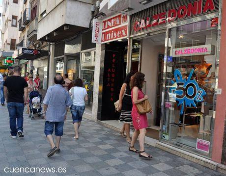 Preocupados ante la bajada del consumo en Cuenca
