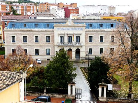 Diputación concede a 41 municipios 2,6 millones de euros en ayudas para obras por valor de más de 6,6 millones