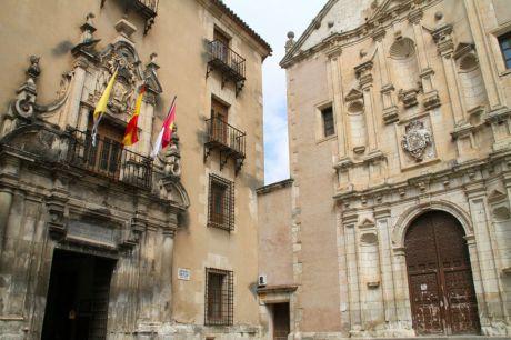 La antigua iglesia de La Merced elegida para constituir la nueva corporación municipal