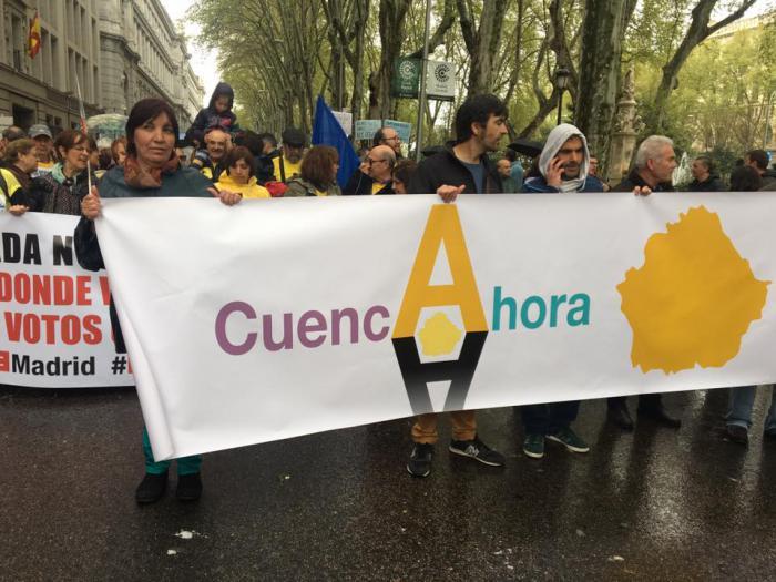 Cuenca Ahora no descarta seguir los pasos de 'Teruel Existe' y concurrir a unas elecciones
