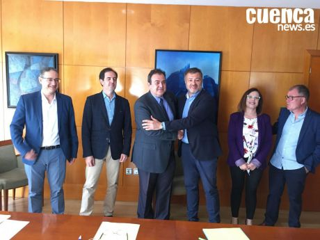 PSOE y Cuenca Nos Une gobernarán Cuenca en coalición, con Dolz de alcalde