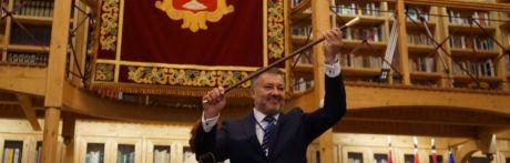 Darío Dolz ya es alcalde de Cuenca