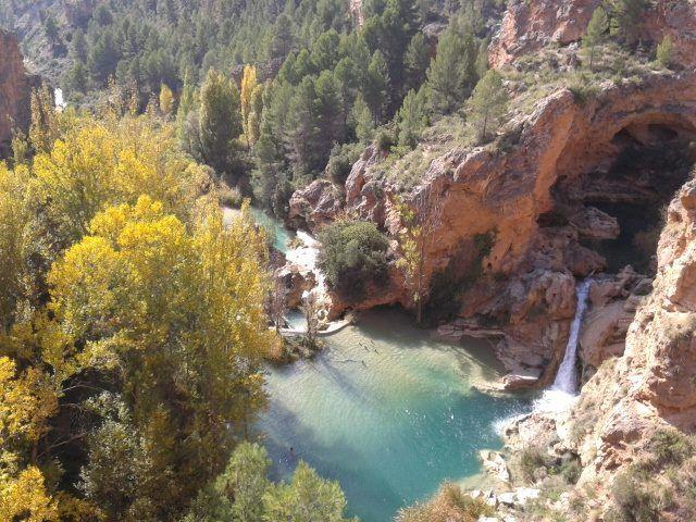 Las Chorreras del Cabriel ya son Monumento Natural