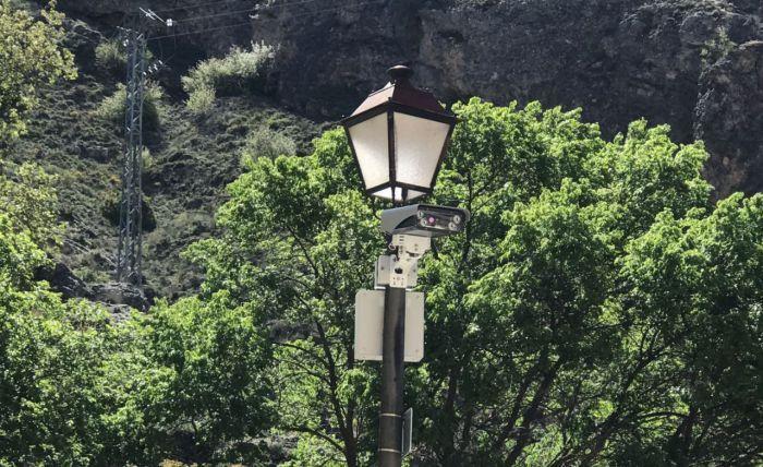 El sistema de control de acceso al Casco Antiguo dejara de multar a partir del 1 de julio