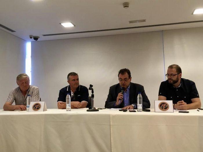Isidoro Gómez acepta seguir una temporada más como presidente del Liberbank Cuenca