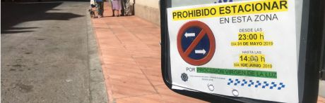 Restricciones de tráfico y modificaciones en el autobús urbano con motivo de la procesión del Corpus Christi este domingo