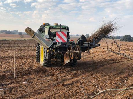 ASAJA pide a los agricultores extremar la precaución para evitar los efectos devastadores del fuego