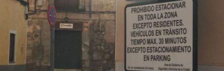 Adiós a los 30 minutos para transitar por el Casco Antiguo a los no residentes