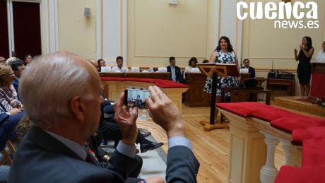 Galería de fotos | Constitución de la Diputación Provincial de Cuenca