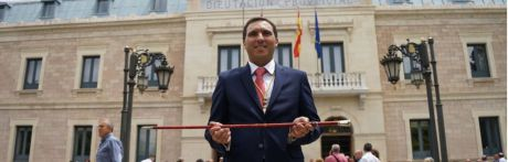La ilusión vuelve a la Diputación provincial de la mano de Martínez Chana
