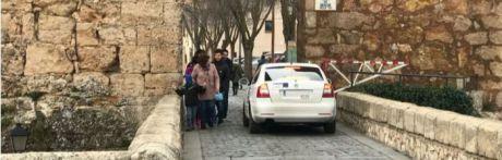 El lunes se suspenderá el sistema de control de acceso al Casco Antiguo