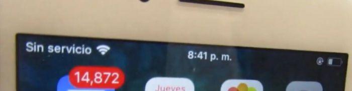 Santa María de los Llanos lleva 12 días sin cobertura móvil de una operadora