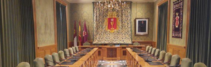 El Equipo de Gobierno propondrá la dedicación exclusiva de 8 de los 25 concejales que integran el pleno