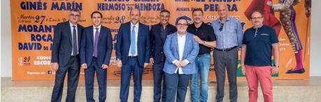 La 'Champions' del toreo vuelve a San Julián con las figuras, jóvenes y corrida torista