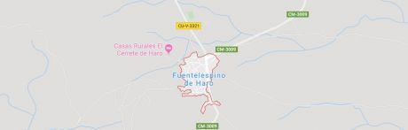 Se registra un terremoto enFuentelespino de Haro