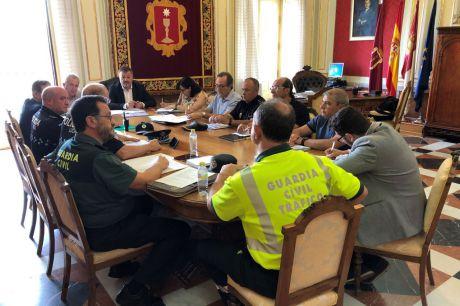 Aprobados los Planes de Organización, Coordinación de Medios y Emergencias, y Específico de Colaboración y Coordinación para la Feria y Fiestas de San Julián