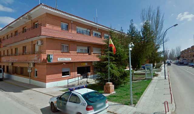 La Guardia Civil detiene a una persona por estancia irregular