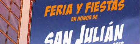 Empiezan las Fiestas de San Julián: ¿Quieres ver la programación entera?