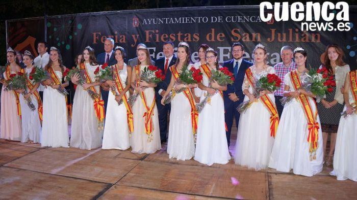 Galería de imágenes   Pregón Ferias y Fiestas de San Julián 2019