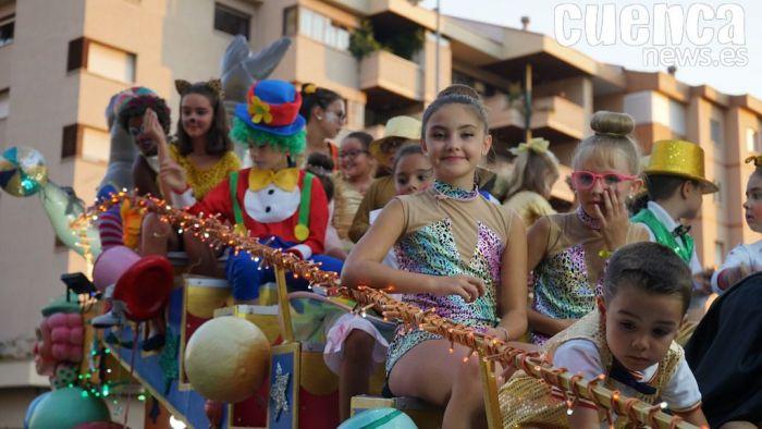 Video | Desfile de Carrozas