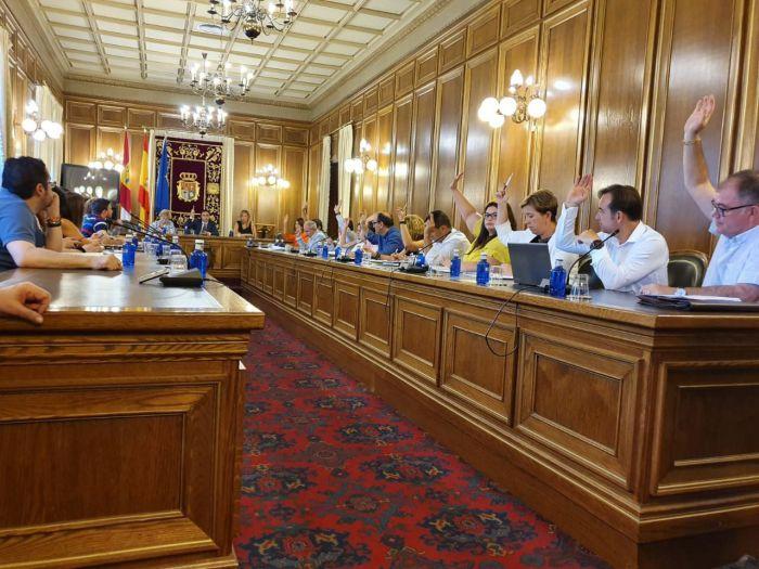 El pleno de la Diputación anula la partida de 13 millones de euros aprobada en mayo por el gobierno anterior