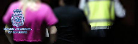 Detenidas 15 personas en Cuenca en una operación contra la trata de seres humanos con fines de explotación sexual
