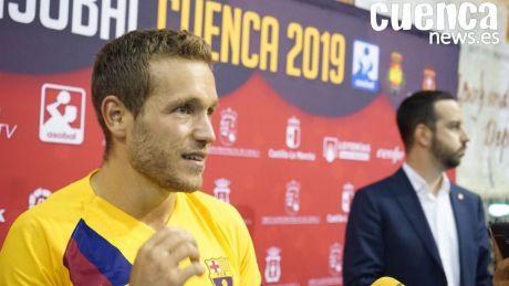 Supercopa ASOBAL 2019 | Valoración del encuentro de Víctor Tomás