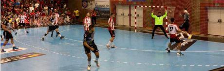 El Liberbank Cuenca arranca la Liga con una holgada victoria (32-23)