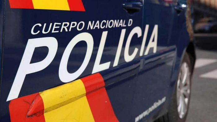La Policía Nacional detiene 'in fraganti' al autor de un robo con violencia que utilizó un objeto punzante para cometer el delito