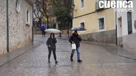 Activado el nivel 1 de emergencia del METEOCAM por las fuertes lluvias