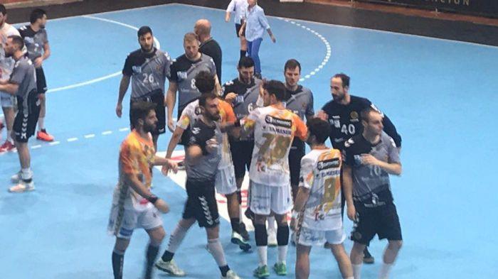 El Liberbank Cuenca remontó en la segunda parte y sumó su segundo triunfo de liga (25-29)