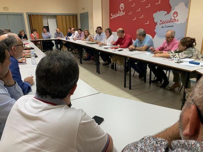 El PSOE destaca la importancia de prestar servicios en los pueblos y reclama una fiscalidad diferenciada para el medio rural