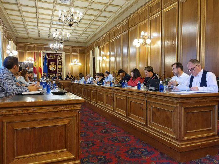 El presupuesto del 2018 de la Diputación ha sido ejecutado al 46,5%, según arroja la liquidación