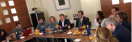 PSOE y Cuenca Nos Une afirman cumplir 100 días de gobierno