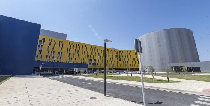 La Junta ofrece al Gobierno el nuevo hospital de Toledo como hospital de campaña