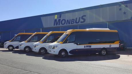 Fomento presta el servicio habitual de autobuses entre Cuenca-Valencia-Albacete