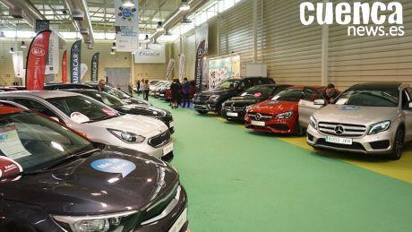 Abre sus puertas el Salón del Vehículo de Ocasión con más de 180 coches