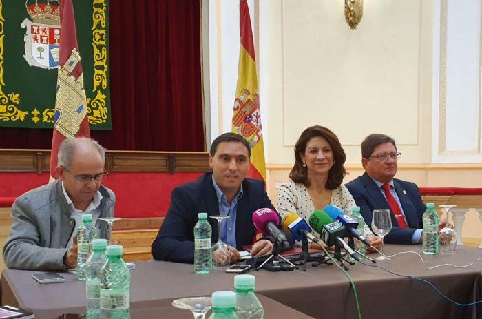 La Diputación construirá dos parques de bomberos en el norte de la provincia