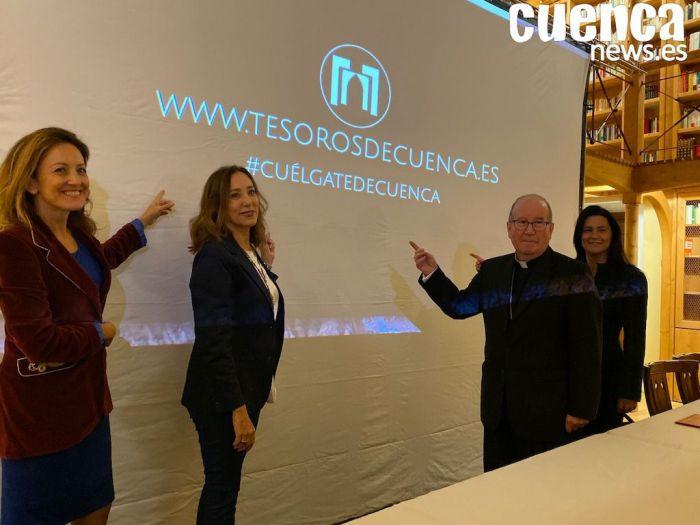 """""""Tesoros de Cuenca"""", la propuesta del Obispado para promocionar el turismo de la provincia en internet"""