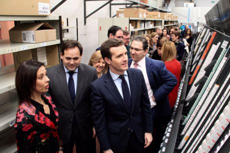 Pablo Casado arropará en Cuenca a la candidata del PP al Congreso Beatriz Jiménez