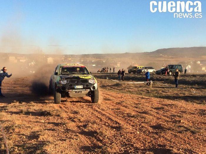 Participantes con pedigrí en el Rallye Todoterreno Cuenca 2019