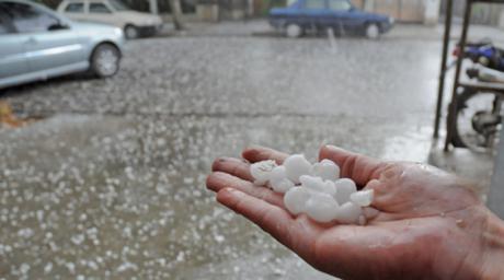 Hoy se prevén tormentas fuertes y con granizo en Cuenca y Albacete