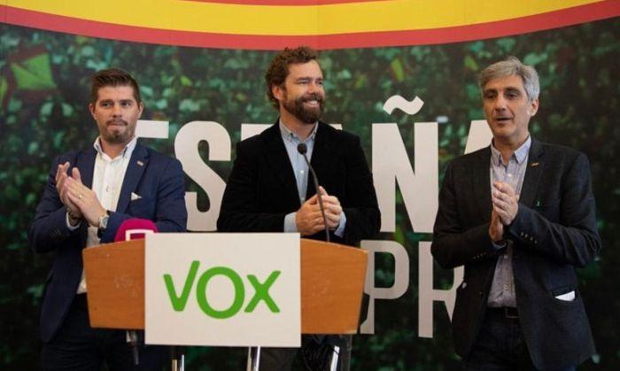 Espinosa de los Monteros: 'No se puede permitir que la izquierda y el separatismo ganen la batalla'