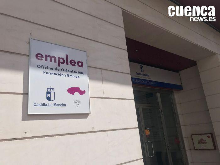 Vuelve a aumentar el paro en Cuenca en 939 personas