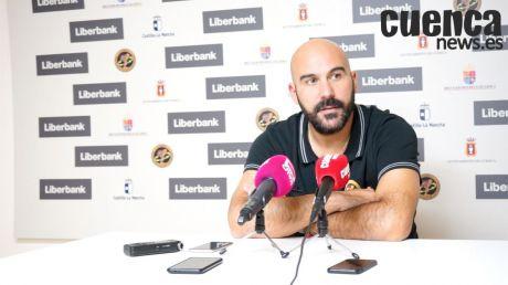Sala de Prensa | Lidio Jiménez - [Liberbank Cuenca 25- 26 Liberbank Cantabria]