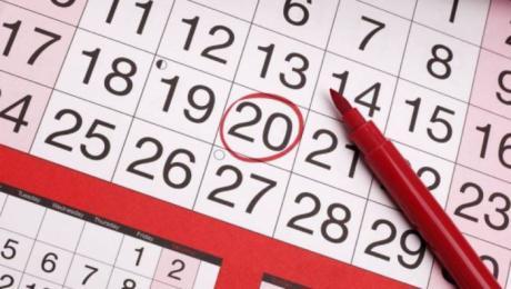 Publicado el calendario laboral de 2022 en Castilla-La Mancha