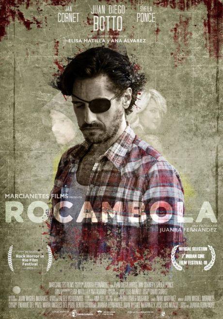 'Rocambola', de Juanra Fernández, irá al festival 'Rock Horror in Rio Film'